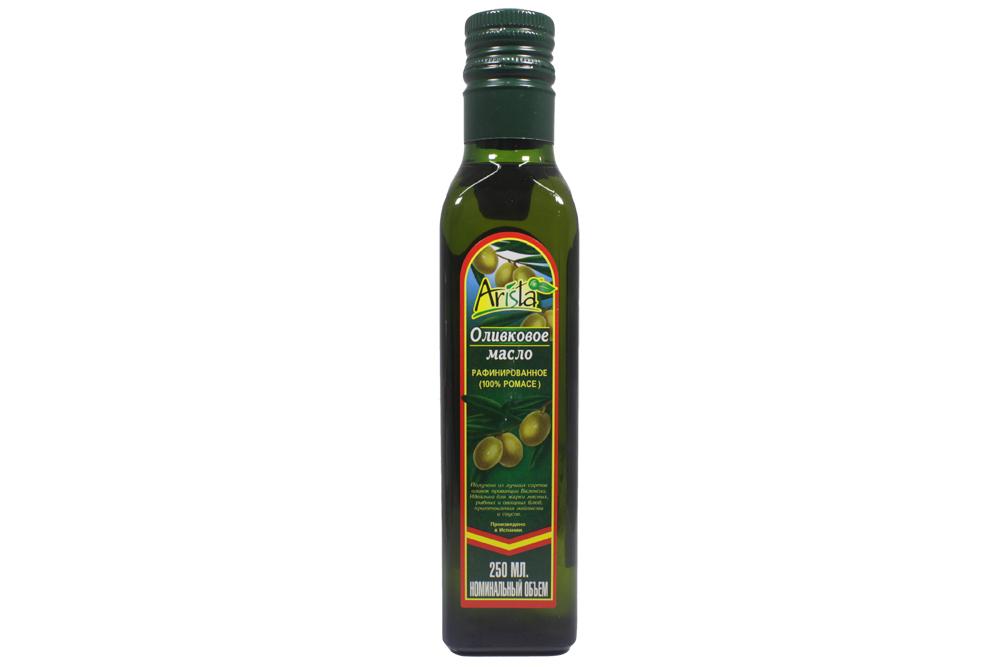 """Оливковое масло рафинированное """"100% Pomaсe"""""""