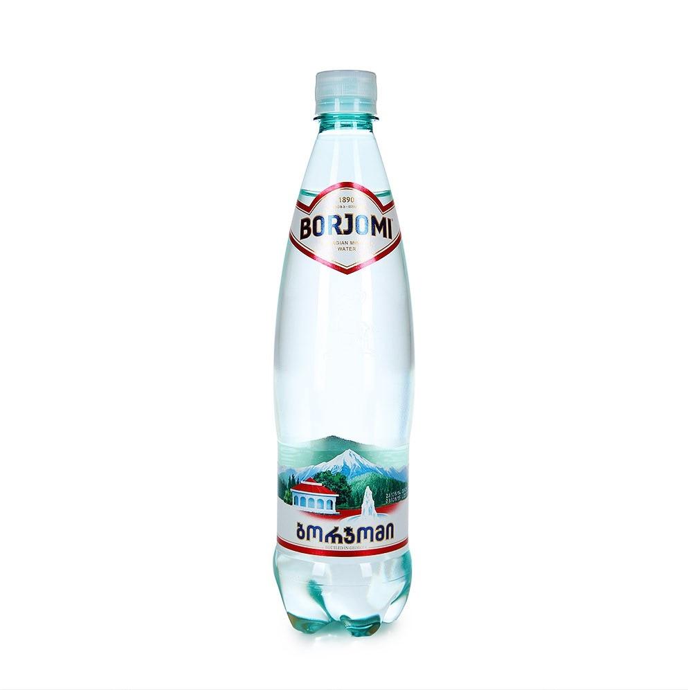 Вода минеральная природная питьевая Боржоми
